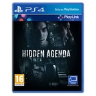 Sony Hidden Agenda - PS4