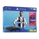 Sony Playstation 4 Slim 1TB + FIFA 19 Nero 1000 GB Wi-Fi