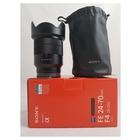 Sony SEL 24-70mm f/4.0 Vario-Tessar® T* FE Zeiss OSS E-Mount Usata