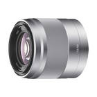 Sony SEL 50mm f/1.8 E-Mount Silver OSS