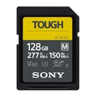 Sony Tough SDXC 128GB M UHS-II U3 277MBs / 150MBs 4K