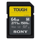 Sony Tough SDXC 64GB M UHS-II U3 277MBs / 150MBs 4K