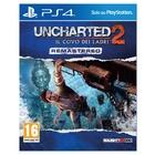 Sony Uncharted 2: Il covo dei ladri Remastered - PS4