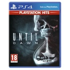 Sony Until Dawn PlayStation Hits PS4