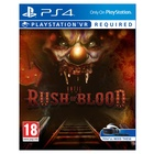 Sony Until Dawn: Rush of Blood - PS4