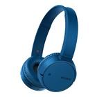 Sony WH-CH500 Cuffie Stereofonico Bluetooth Blu