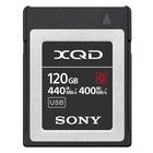 Sony 120GB XQD Registrazione 440MB/S Scrittura 400MB/S