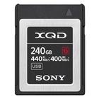 Sony 240GB XQD Registrazione 440MB/S Scrittura 400MB/S