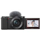 Sony ZV-E10 + SEL-P 16-50mm f/3.5-5.6 OSS DA ESPOSIZIONE PER VIDEORENCENSIONE