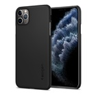 Spigen Thin Fit Cover iPhone 11 Pro Max Nero