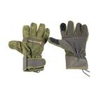 Stealth Gear SGGLL Guanto protettivo Microfibra,Poliestere Verde, Oliva