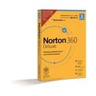 Symantec NortonLifeLock Norton 360 Deluxe 2021 | Antivirus per 3 dispositivi | Licenza di 1 anno | Secure VPN e Password Manager | PC, Mac, tablet e smartphone
