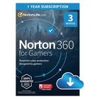 Symantec NortonLifeLock Norton 360 for Gamers Licenza Base 3 anno/i