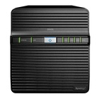 SYNOLOGY DS420J 4 Bay LAN 64TB Nero