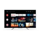 """TCL 55"""" 2800 PPI UHD Edge LED Metal Andr 55"""" 4K Ultra HD Smart TV Wi-Fi Nero"""