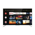 """TCL 55C715 QLed Smart TV 55"""" 4K Ultra HD Wi-Fi Titanium"""