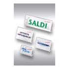 Tecnostyl PB008 porta documenti Acrilico Trasparente