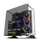 Thermaltake Core P3 Vetro temperato Snow Edition ATX