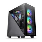 Thermaltake Divider 300 TG ARGB Midi Tower Nero