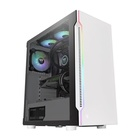 Thermaltake H200 TG Snow RGB Midi-Tower Bianco