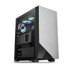 Thermaltake H550 TG ARGB Midi-Tower Nero, Grigio