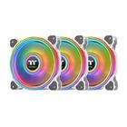 Thermaltake Riing Quad 14 RGB Ventila 14 cm Bianco