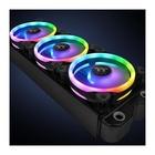 Thermaltake Riing Trio 12 LED RGB Radiator Fan TT Premium Edition