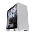 Thermaltake S300 TG Snow Midi-Tower Bianco