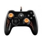 Thrustmaster GP XID PRO eSport edition Gamepad PC Nero, Arancione