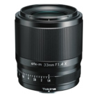 Tokina atx-m 33mm f/1.4 Fuji X