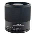 Tokina SZX 400mm f/8 Reflex MF FujiFilm