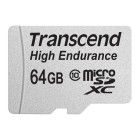 Transcend 64GB MicroSDXC MLC Classe 10