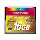 Transcend 16GB Compact Flash 1000x
