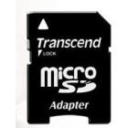 Transcend 4GB MicroSDHC + Adattatore Classe 10
