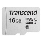 Transcend MicroSDHC 300S 16GB Classe 10 NAND