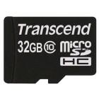 Transcend 32GB MicroSDHC + Adattatore / 600x Class 10