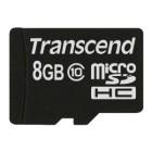Transcend 8GB MicroSDHC Classe 10
