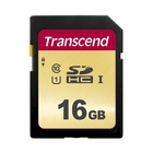 Transcend TS16GSDC500S 16GB SD SD UHS-I Classe 10