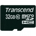 Transcend TS32GUSDC10 32GB MicroSDHC Classe 10