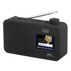 TREVI 0DA79500 radio Portatile Analogico e digitale Nero