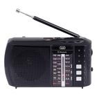 TREVI 0RA7F2000 Radio Portatile Analogico e digitale Nero