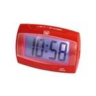 TREVI SLD 3065 Digital table clock Rosso Rettangolare