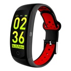 "TREVI T-FIT 250 GPS IP68 LCD 0.96"" Nero, Rosso"