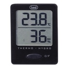 TREVI TE 3004 Interno Termometro da ambiente elettronico Nero