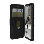 "UAG Urban Armor Gear 5.8"" Custodia a libro iPhone 11 Pro Nero"