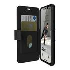 """UAG Urban Armor Gear 6.5"""" Custodia a libro iPhone 11 Pro Max Nero Nero"""