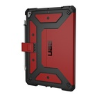 "UAG Urban Armor Gear Metropolis 10.2"" Custodia a libro Rosso"