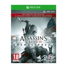 Ubisoft Assassin's Creed 3 + Assassin's Creed Liberation Remastered Xbox One
