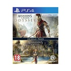 Ubisoft Assassin's Creed Odyssey + Origins Double Pack PS4