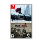 Ubisoft Child of Light Ultimate Edition + Valiant Hearts: The Great War Nintendo Switch